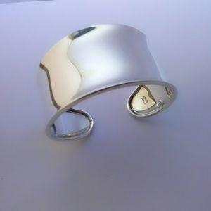 ATI 925 Sterling Mexico Cuff Bracelet